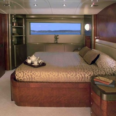 Silver Dream Yacht Master Stateroom