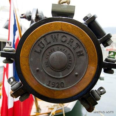 Lulworth Yacht Detail - Name