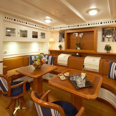 Germania Nova Yacht Main Saloon