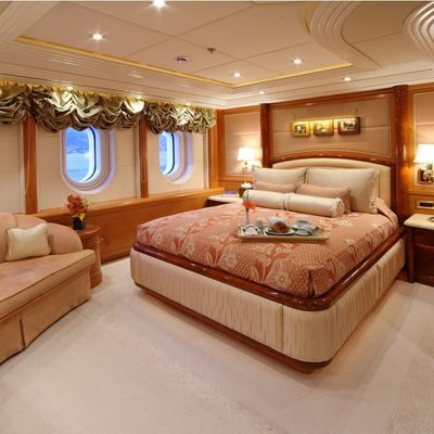 Capri I Yacht Third Guest Stateroom