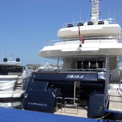 Sima Yacht Stern