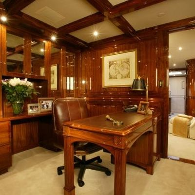 Top Five Yacht Master Office