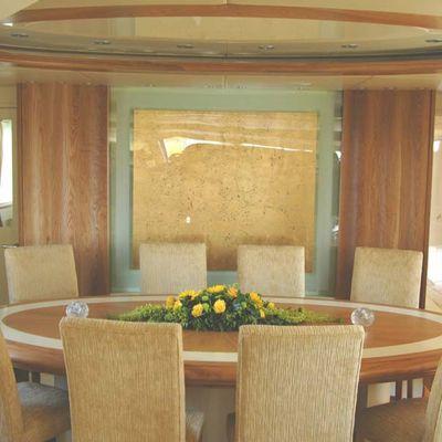 Carmen Fontana Yacht Dining Table