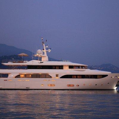Hana Yacht Night Profile