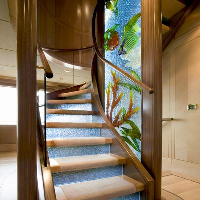 Laurel Yacht Staircase