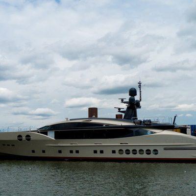 DB9 Yacht Main Profile