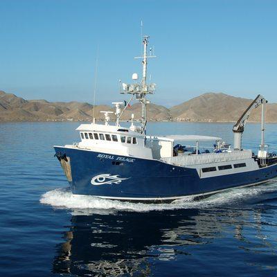 Maria Cleofas Yacht