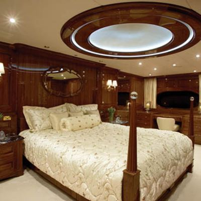 One More Toy Yacht Master Stateroom - Skylight