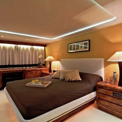Obsesion Yacht VIP Stateroom