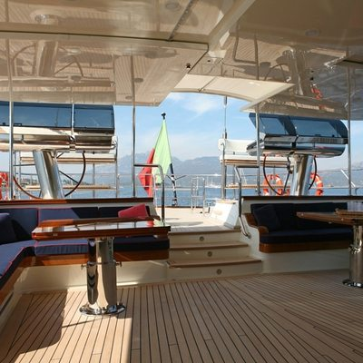 Heritage Yacht Deck Seating