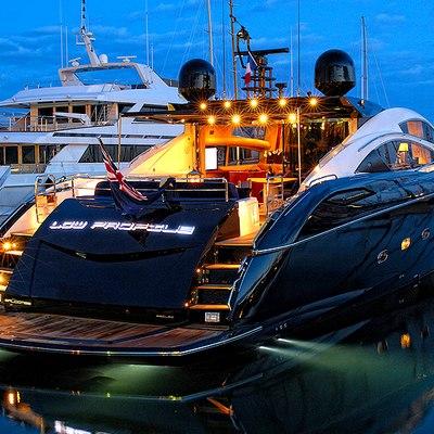 Low Profile Yacht