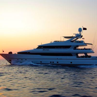 Envy Yacht Sunset