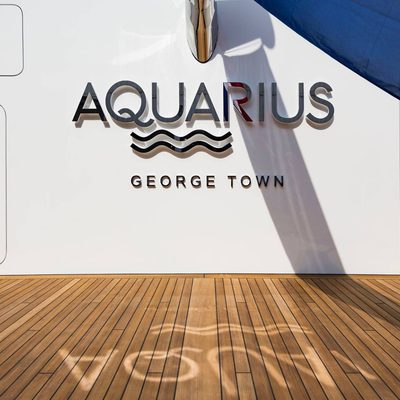 Aquarius Yacht