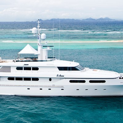 Te Manu Yacht