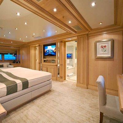 Olmida Yacht Master Stateroom
