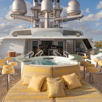 My Seanna Yacht