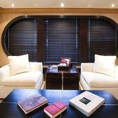 Mercury Yacht Seating