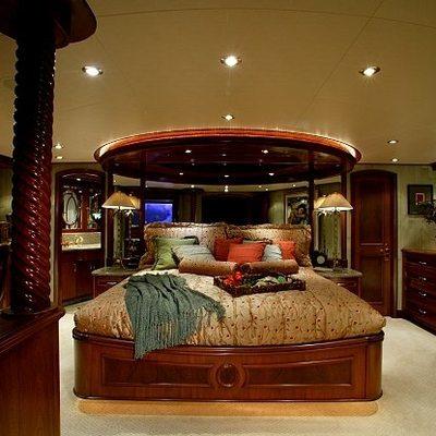 Joan's Ark Yacht Master Stateroom