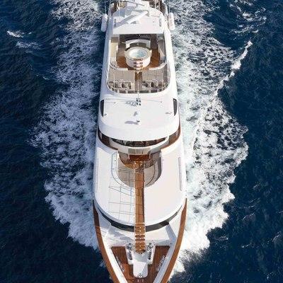 Ocean Club Yacht Overhead