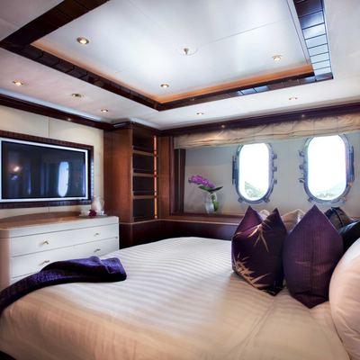 Jaguar Yacht King Stateroom