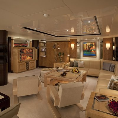 Sycara V Yacht Lounge