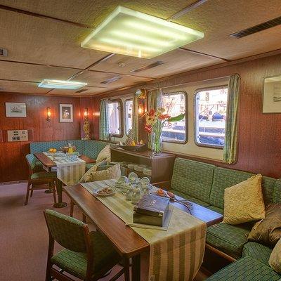 Sanssouci Star Yacht Lounge Seating