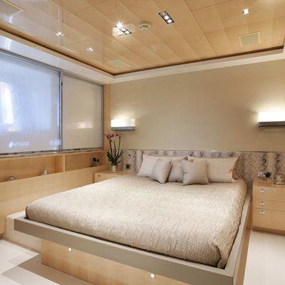 La Pellegrina I Yacht Guest Stateroom 1