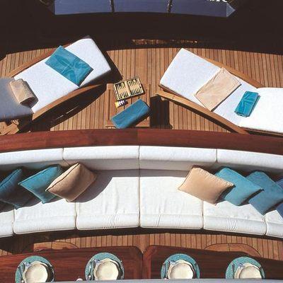 Jasmine Yacht Sun Loungers