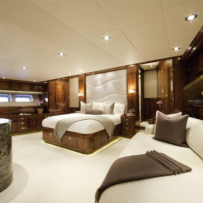 Destination Yacht Master Stateroom
