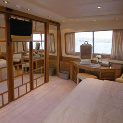 Sea Lady II Yacht Master Stateroom