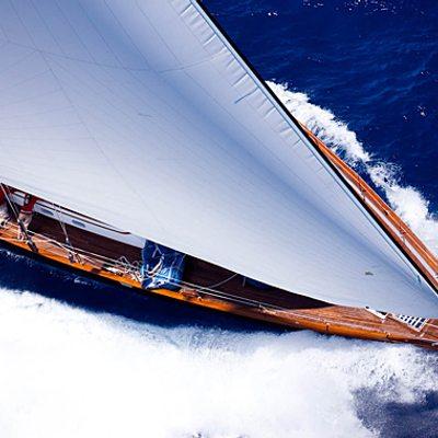 Axia Yacht Overhead