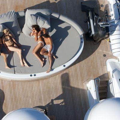 Spirit Yacht Aerial View - Sunads