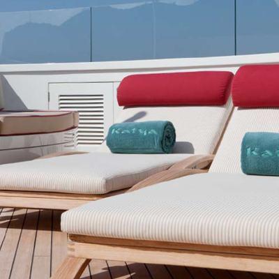 Avalon Yacht Sun Loungers