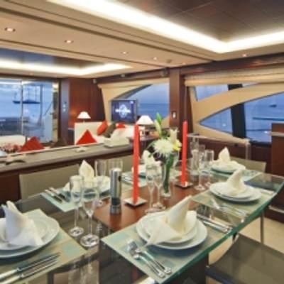 Andreika Yacht Dining