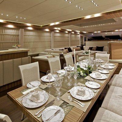 O'Pati Yacht Dining