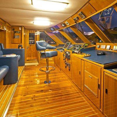 Big Eagle Yacht Wheelhouse