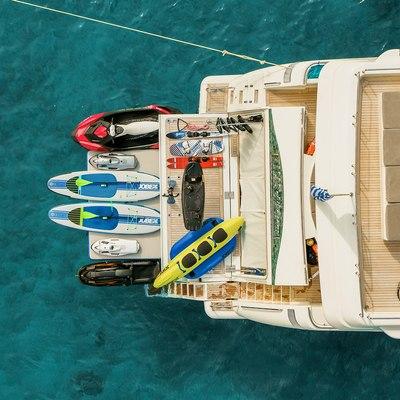 Tacos Of The Seas Yacht
