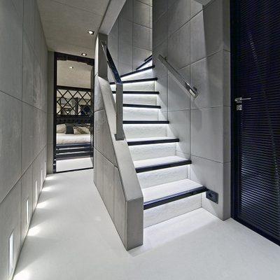 Manifiq Yacht Stairs