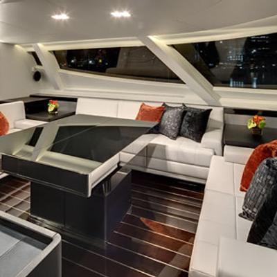 Bliss Yacht Dining Salon