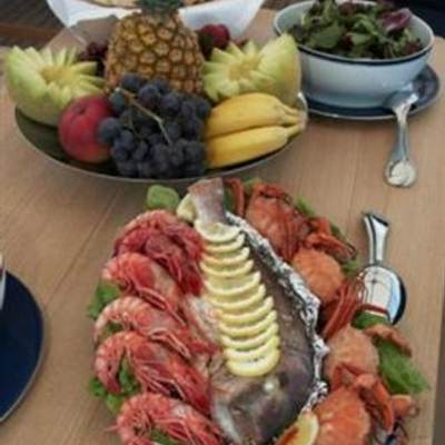 Mumu Yacht Cuisine