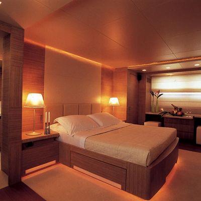 Kintaro Yacht Master Stateroom