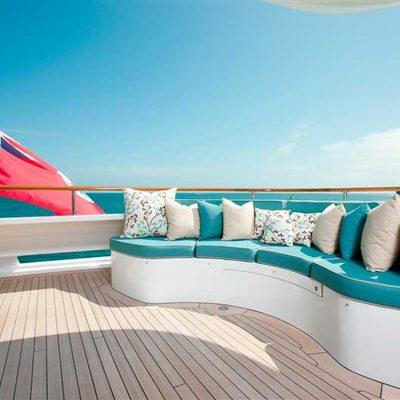 Avalon Yacht Sundeck Seating