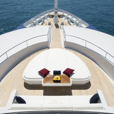 Sarah Foredeck seating