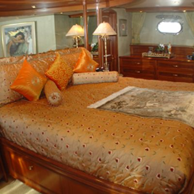 Joan's Ark Yacht Guest Stateroom