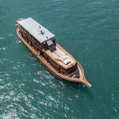 Maha Bhetra Yacht