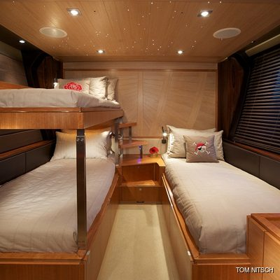 Sharlou Yacht Twin Stateroom