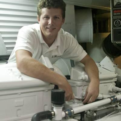 Le Montrachet Yacht Engineer