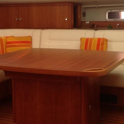Bill and Me Yacht