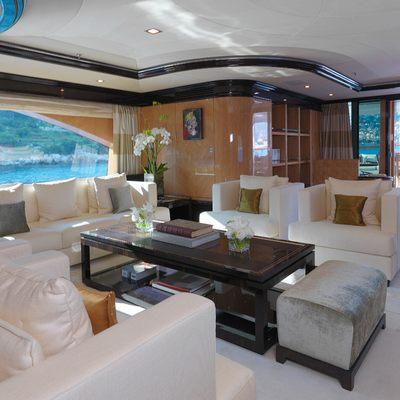 Meamina Yacht Skylounge - Seating
