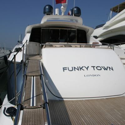 Funky Town Yacht
